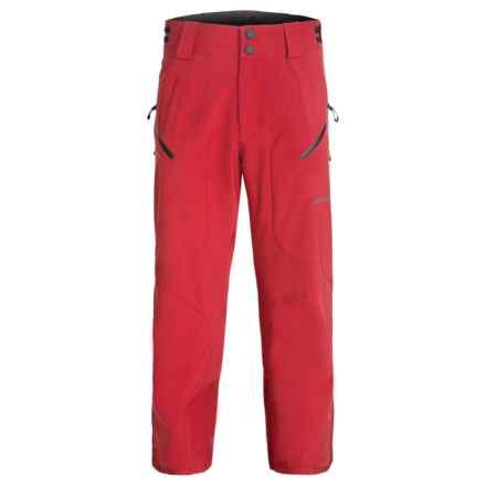 Obermeyer Titan Ski Pants - Waterproof (For Men) in Pepper Spray - Closeouts