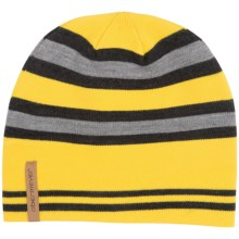 Obermeyer Traverse Hat (For Little and Big Kids) in Cyber Yellow - Closeouts