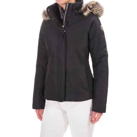 Obermeyer Tuscany Ski Jacket - Waterproof, Insulated (For Women) in Black - Closeouts