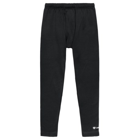 Obermeyer Ultrastretch Fleece Pants (For Little and Big Boys) in Black