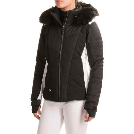 Obermeyer Verbier Ski Jacket - Waterproof, Insulated (For Women) in Black - Closeouts