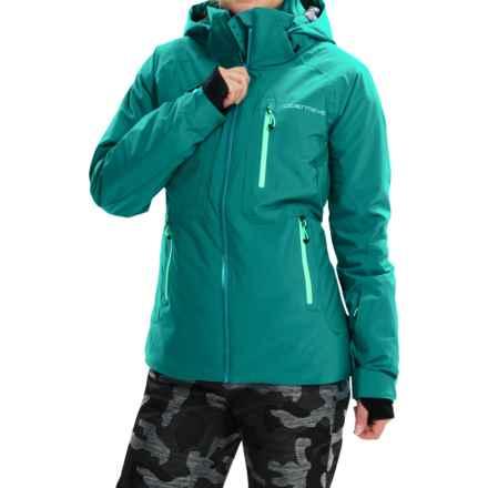 Obermeyer Vertigo Ski Jacket - Waterproof, Insulated (For Women) in Amazon - Closeouts