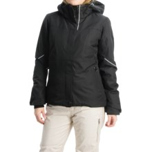 Obermeyer Victoria Ski Jacket - Waterproof, Insulated (For Women) in Black - Closeouts
