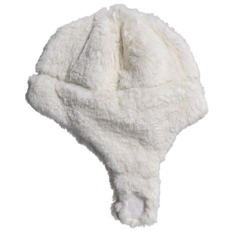 Obermeyer White Orbit Fur Hat (For Toddler Girls) - Save 76% 214d0399e