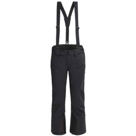 Obermeyer Wildhaus Ski Pants - Waterproof (For Women) in Black - Closeouts