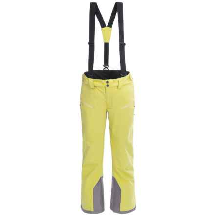 Obermeyer Wildhaus Ski Pants - Waterproof (For Women) in Daffodil - Closeouts