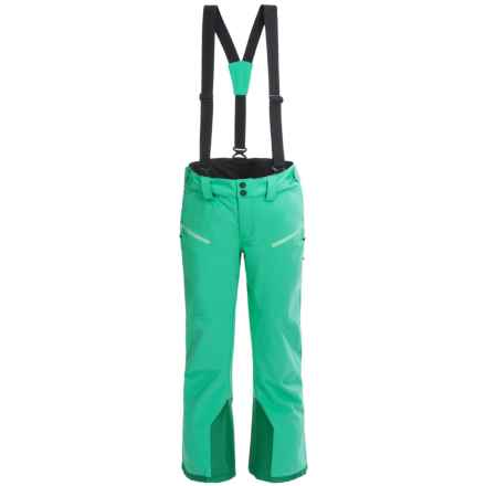 Obermeyer Wildhaus Ski Pants - Waterproof (For Women) in Green With Envy - Closeouts