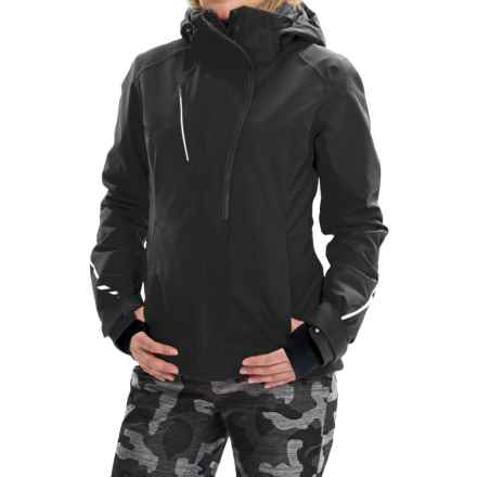 Obermeyer Zermatt Ski Jacket - Waterproof, Insulated (For Women) in Black - Closeouts