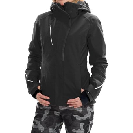 Obermeyer Zermatt Ski Jacket - Waterproof, Insulated (For Women) in Black