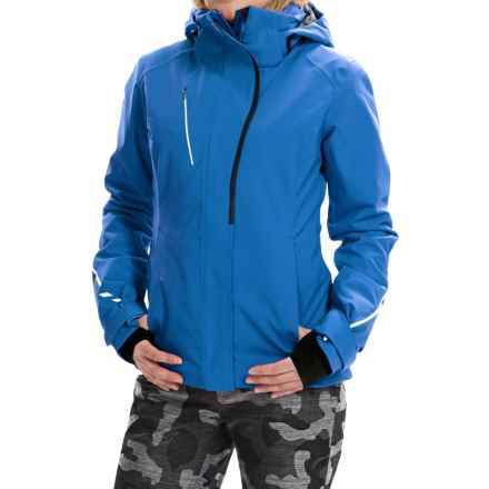 Obermeyer Zermatt Ski Jacket - Waterproof, Insulated (For Women) in Sonic Blue - Closeouts