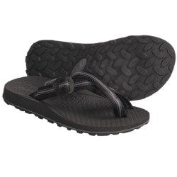 Oboz Footwear Dyno Sandals - Flip-Flops (For Men) in Blue