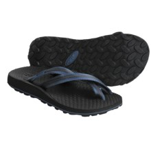 Oboz Footwear Sling Sandals - Flip-Flops (For Men) in Blue - Closeouts