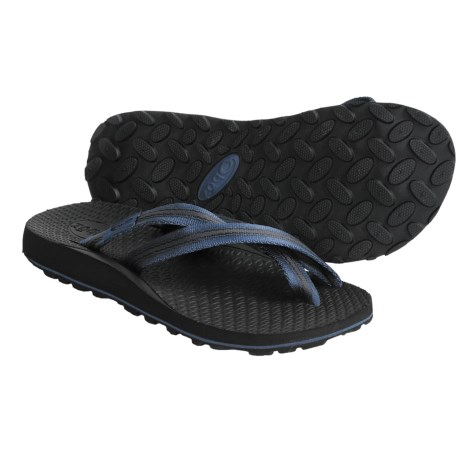 Oboz Footwear Sling Sandals - Flip-Flops (For Men) in Blue