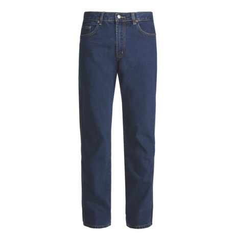 Ocean Breeze 14 oz. Denim Jeans - 5-Pocket (For Men) in Dark Denim