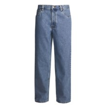 Ocean Breeze 14 oz. Denim Jeans - 5-Pocket (For Men) in Medium Denim - Closeouts