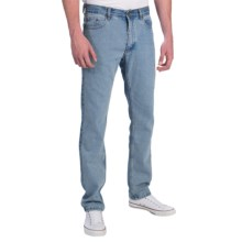 Ocean Breeze Straight Leg Jeans (For Men) in Light Wash - 2nds