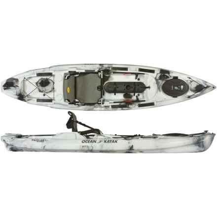 """Ocean Kayak Prowler Big Game II Angler Kayak - 12'9"""" in Urban Camo - Closeouts"""