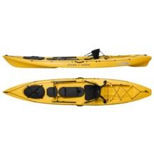 Ocean Kayak Prowler Trident 13 Angler Kayak - 13'5'', Sit-on-Top in Yellow - 2nds