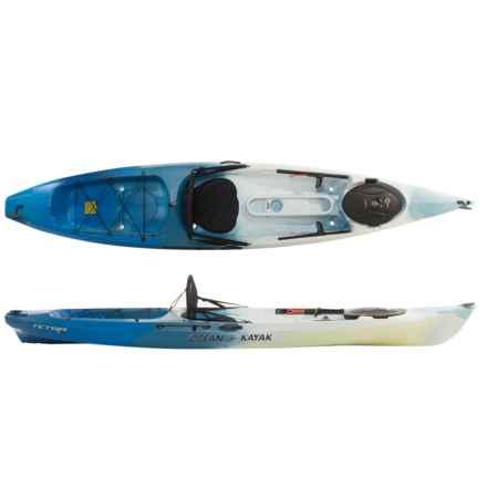 """Ocean Kayak Tetra 12 Angling Kayak - 12'1"""" in Surf - 2nds"""