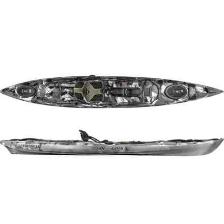 "Ocean Kayak Trident 15 Kayak - 15'6"" in Urban Camo - 2nds"