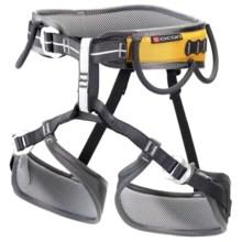 Ocun Twist Tech Climbing Harness in Yellow - Closeouts