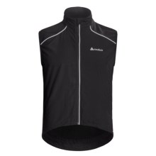 Odlo Carbon Cycling Vest (For Men) in Black - Closeouts