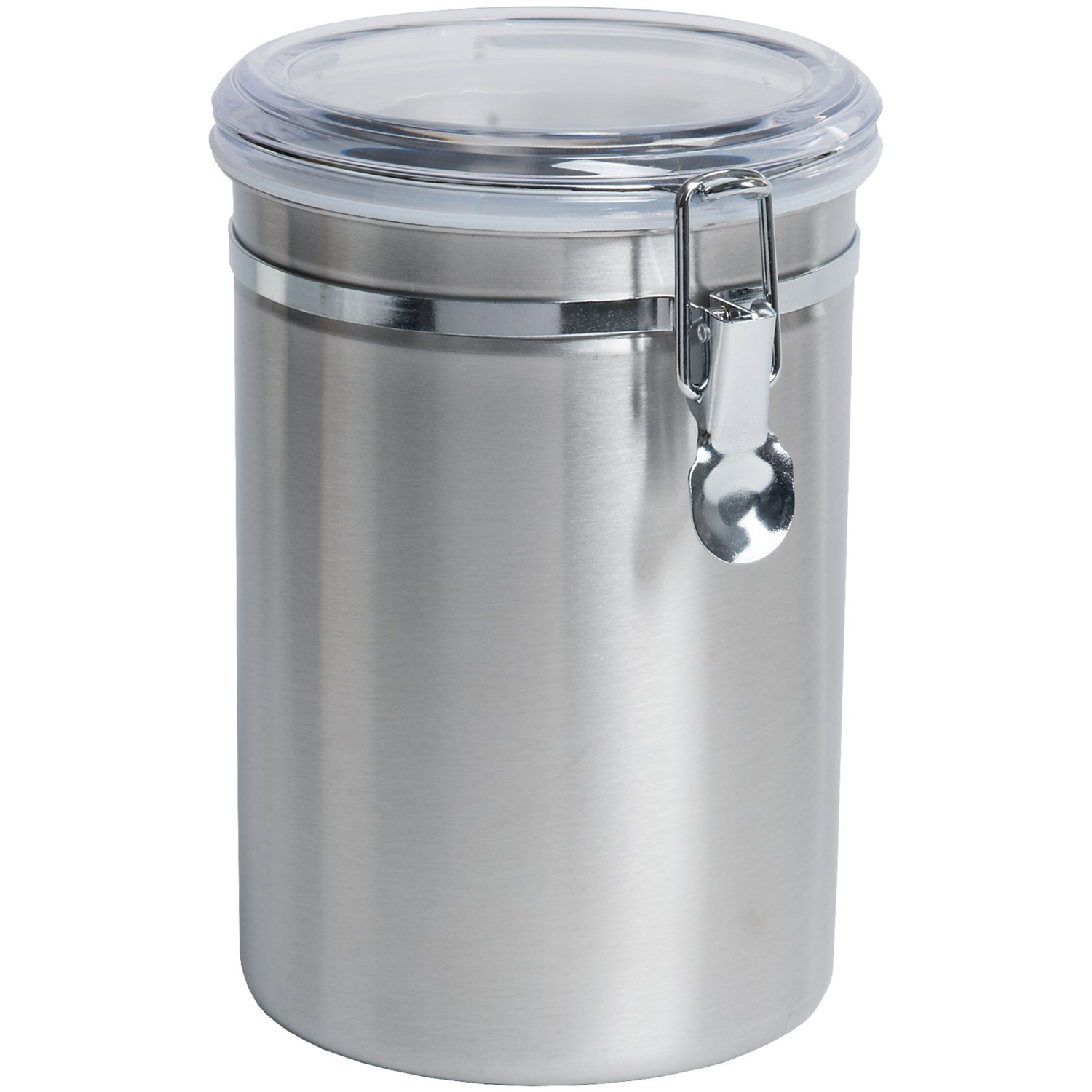 Oggi Airtight Stainless Steel Canister 60 Oz Save 28