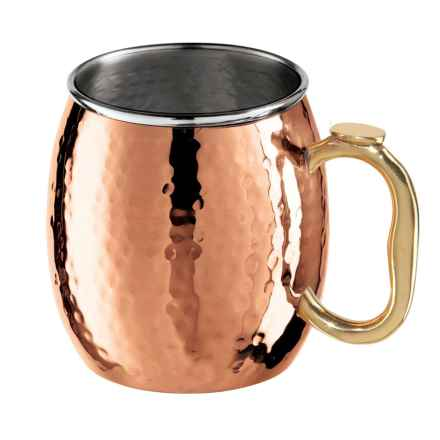 OGGI Hammered Moscow Mule Mug - 20 fl.oz. in Copper - Closeouts
