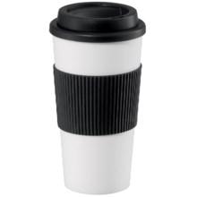 OGGI Hot to Trot® Travel Mug - 16 fl.oz. in Black - Overstock