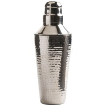 OGGI Stainless Steel Cocktail Shaker - 28 oz. in Stainless Steel - Closeouts