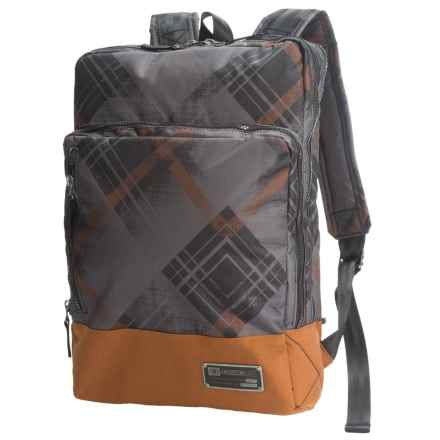 OGIO Covert Backpack in Plaidley - Closeouts