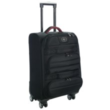 """Ogio Drifter Expandable Upright Suitcase - Rolling, 27"""" in Black - Closeouts"""