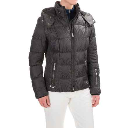 ogner Mabel-D Down Ski Jacket - Insulated (For Women) in Black - Closeouts