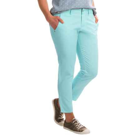Ojai Gotta Have Cropped Pants (For Women) in Patina - Closeouts