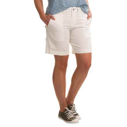 Ojai Gotta Have Shorts (For Women) in White - Closeouts