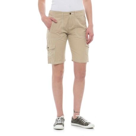 Ojai Road Trip Bermuda Shorts (For Women)