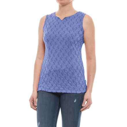 Ojai Squash-It Tank Top (For Women) in Indigo - Closeouts