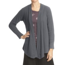 Ojai Thermal Wrap Jacket (For Women) in Grey - Closeouts