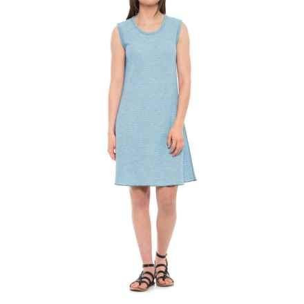 Ojai Topa Reversible Dress - Sleeveless (For Women) in Blue Topaz - Closeouts