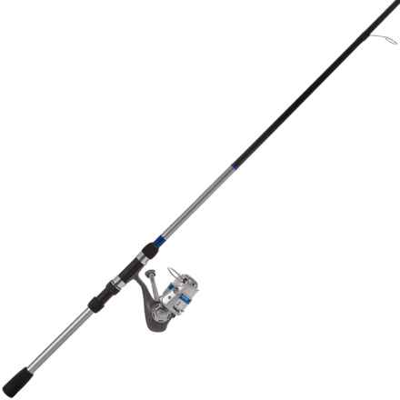 "Okuma Fishing Tackle Cascade Spinning Rod and Reel Combo - 2-Piece, 6'6"" in Asst - Closeouts"