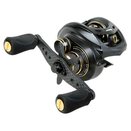 Okuma Fishing Tackle Helios Air HM-273LX Baitcast Reel - Left-Handed in See Photo