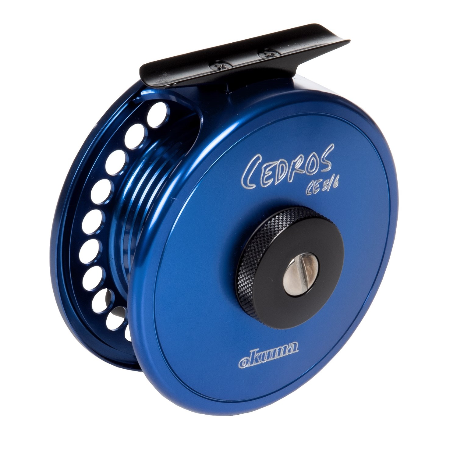 Okuma fishing tackle okuma fishing cedros saltwater fly for Saltwater fly fishing reels