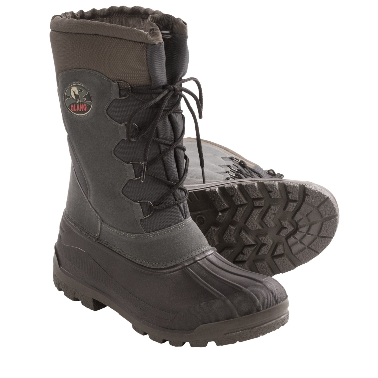 olang canadian pac boots for in anthracite