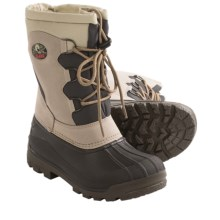 Olang Canadian Winter Pac Boots (For Boys and Girls) in Sand - Closeouts