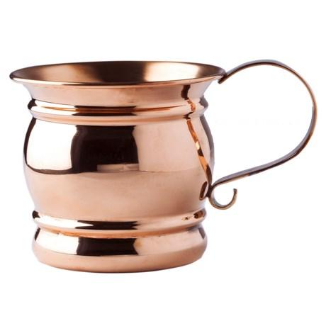 Old Dutch International Solid Copper Moscow Mule Mug - 16 fl.oz. in Copper