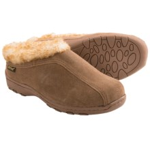 Old Friend Footwear Snowbird Slippers - Sheepskin Lining (For Women) in Chestnut - Closeouts