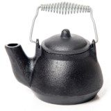 Old Mountain Cast Iron Mini Tea Kettle - 1.5 Cup