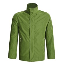 Old Taylor Sailing Jacket - Water Repellent (For Men) in Green - Closeouts