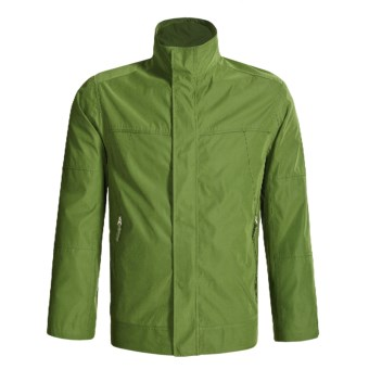Old Taylor Sailing Jacket - Water Repellent (For Men) in Green