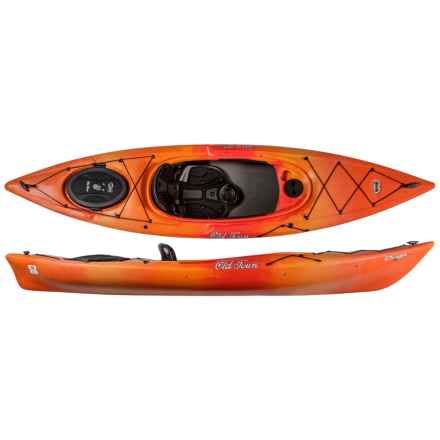 Old Town Dirigo 106S Recreation Kayak in Sunrise - 2nds